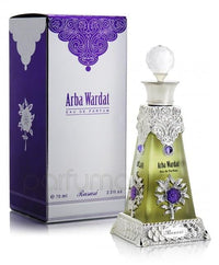 Rasasi Arba Wardat 30ml Attar Arabic Perfume, fragrance for men & women