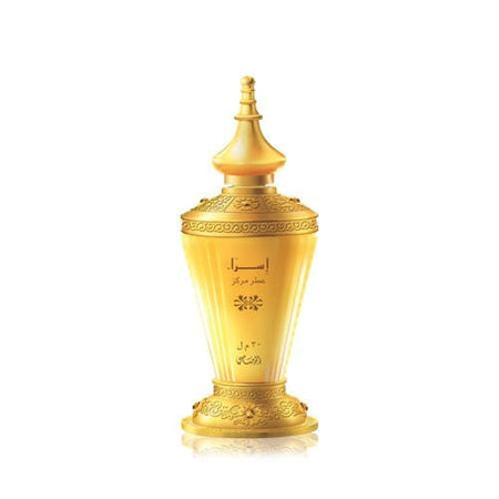 Rasasi Esraa 30ml Oriental Woody Musk Attar Perfume, fragrance for women