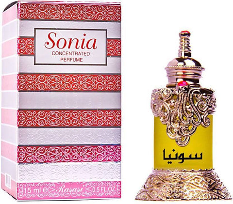 Rasasi Sonia - best attar for ladies