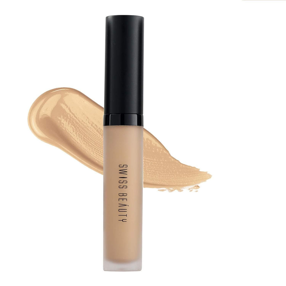 Swiss Beauty Liquid Concealer Light Moyen