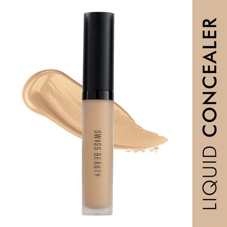Swiss Beauty Liquid Concealer  Medium Beige (SB-1505-04)