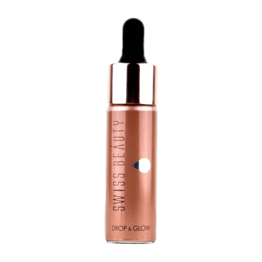 Swiss Beauty Liquid Highlighter Drop & Glow Coppery Shade 05 (SB-810-05)