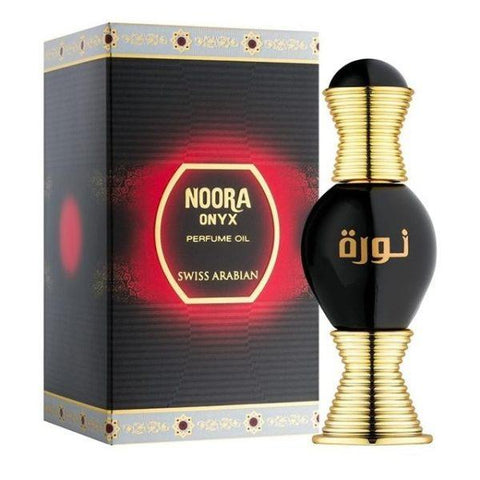 Swiss Arabian Noora Onyx 20ml Attar Perfume, fragrance for women