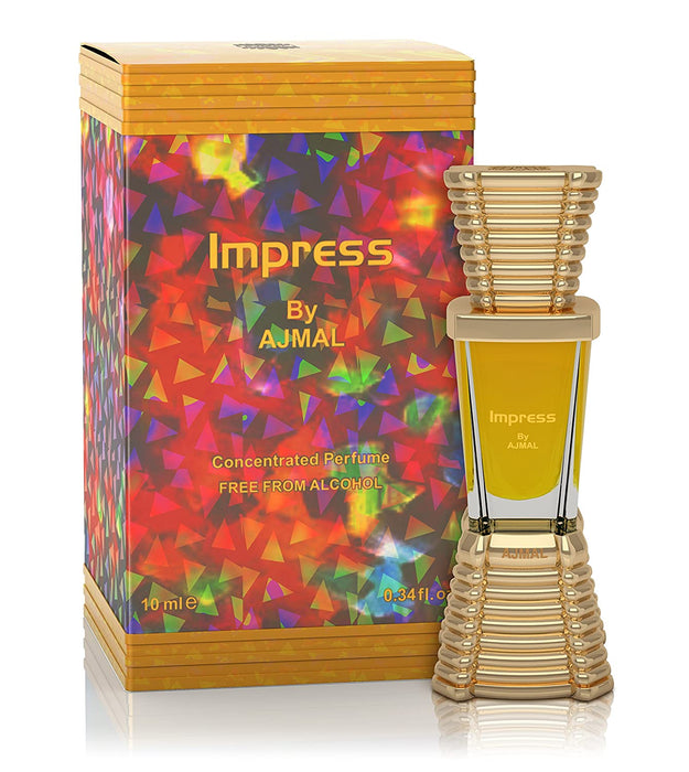 Ajmal Imress Attar 10ml Pack