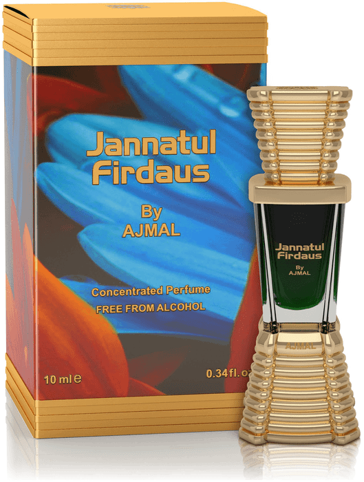 Ajmal Jannat Ul Firdaus Attar 10ml Pack