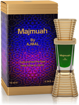 Ajmal Majmua Attar 10ml Pack Bottle