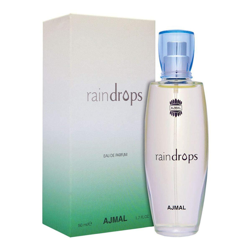 Ajmal Raindrops 50ml EDP Bottle Pack
