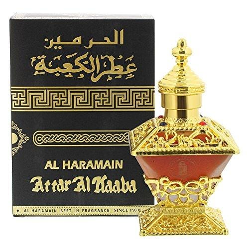 Al Haramain Attar Al Kaaba Black 25ml Pack