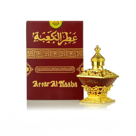 Al Haramain Attar Al Kaaba Maroon 25ml