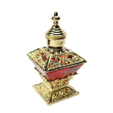 Al Haramain Attar Al Kaaba Maroon 25ml Bottle