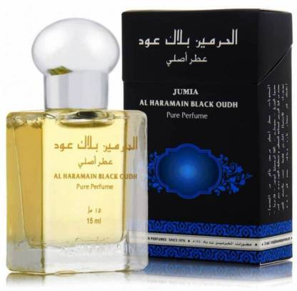 Al Haramain Black Oudh Attar 15ml Roll-On