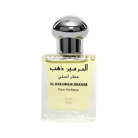 Al Haramain Dhahab Pure Perfume Attar 15ml Bottle