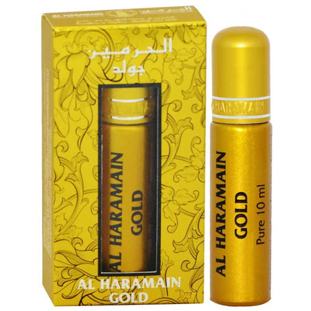 Al Haramain Gold Attar 10ml