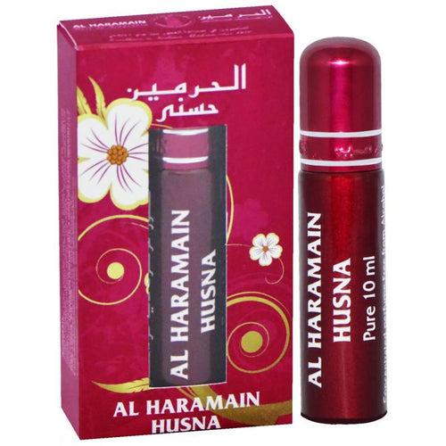Al Haramain Husna Attar 10ml Pack