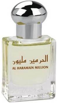 Al Haramain Million Pure Perfume Attar 15ml Bottle