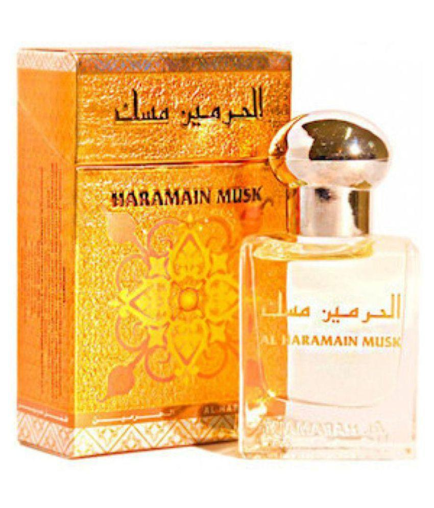 Al Haramain Musk Attar 15ml Pack