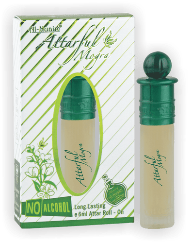 Al Nuaim Attarful Mogra 6ml Pack