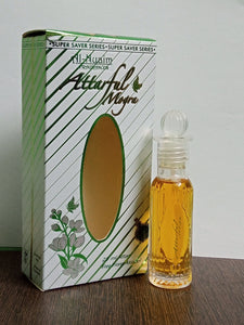 Al Nuaim Attarful Mogra Attar 25ml
