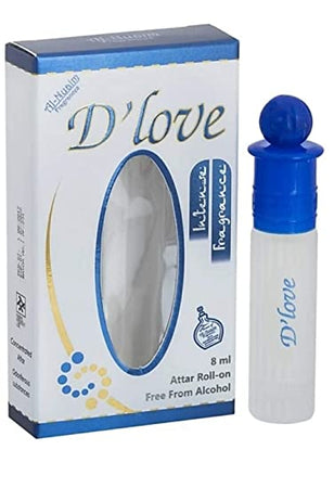 Al Nuaim D'Love Attar 8ml