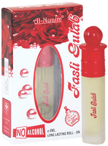 Al Nuaim Fasli Gulab Attar 6ml Pack