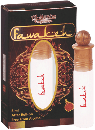 Al Nuaim Fawakeh Normal Attar 6ml Pack