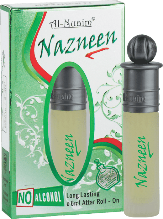 Al Nuaim Nazneen Attar 6ml Pack