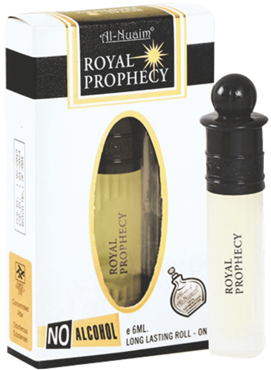 Al Nuaim Royal Prophecy Attar 6ml Pack