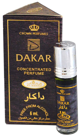 Al Rehab Dakar 6ml Roll-On Mens Attar