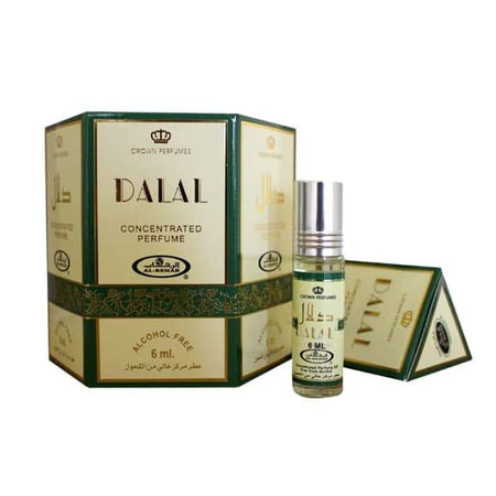 Al Rehab Dalal 6ml Pack