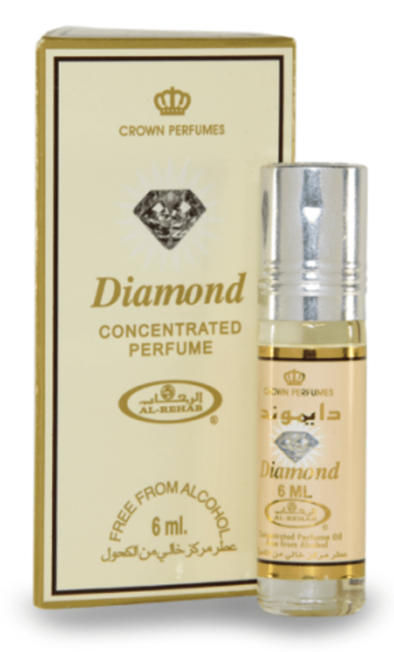 Al Rehab Diamond Attar 6ml