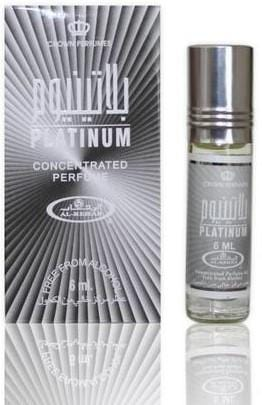 Al Rehab Platinum Attar Men 6ml