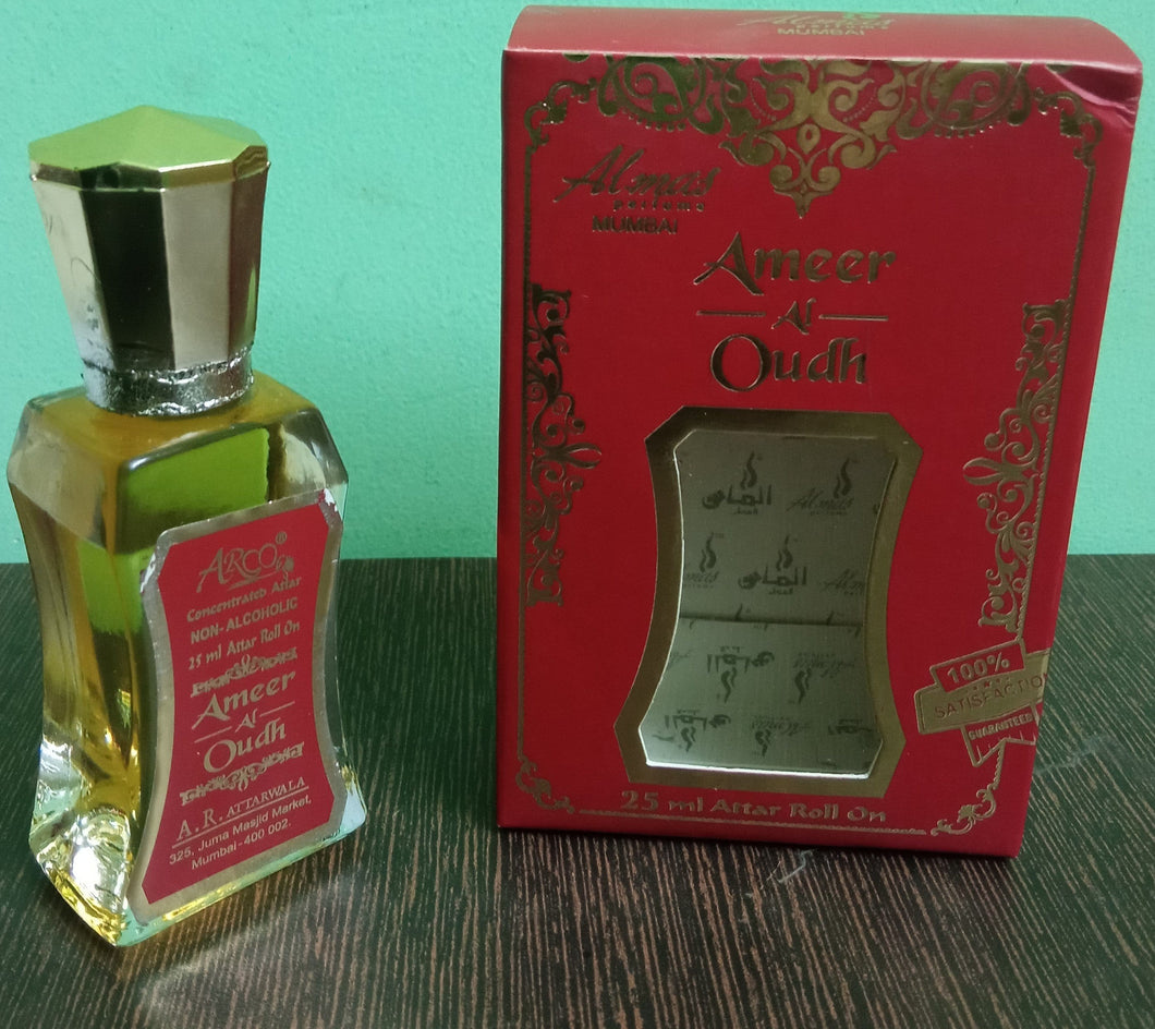 Almas Ameer Al Oudh Attar 25ml