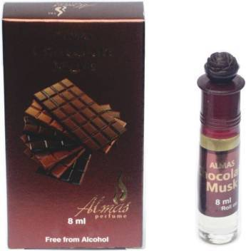 Almas Chocolate Musk Attar 8ml