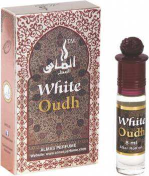 Almas White Oud Attar 8ml
