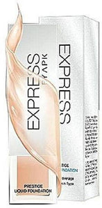 APK Express Perfect Coverage Prestige Liquid Foundation For All Skin Type Foundation Fair-Beige
