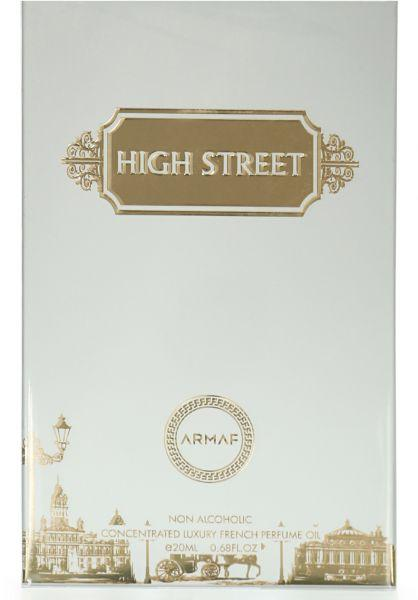 Armaf High Street Women French Perfume Oil 20ml