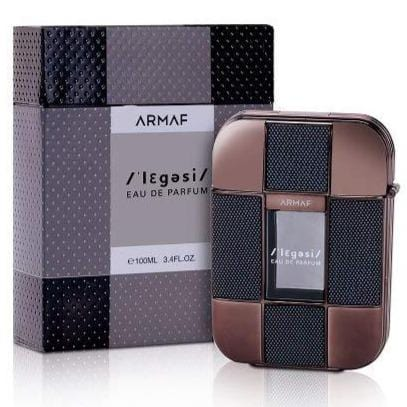 Armaf Legesi Eau De Parfum Men 100ml