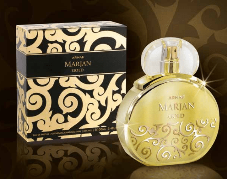 Armaf Marjan Gold Eau De Parfum Men 100ml