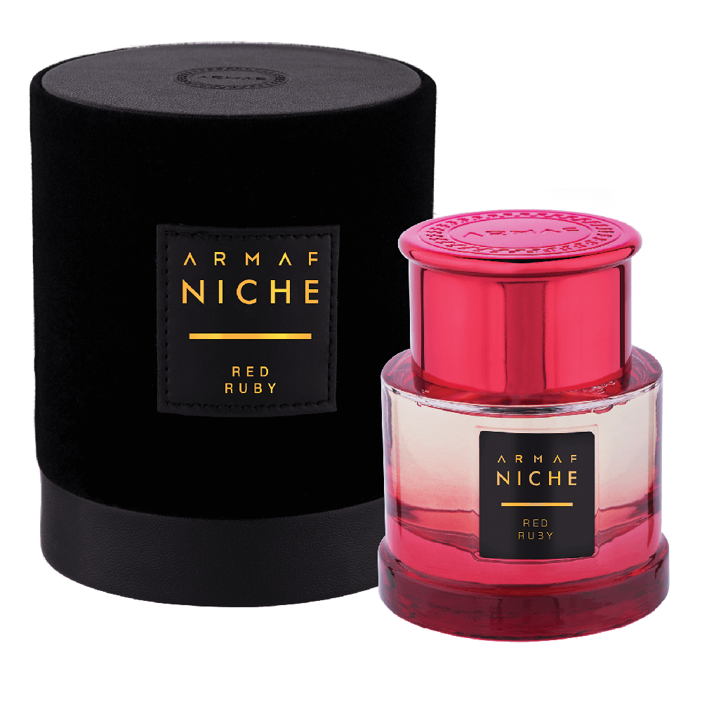 Armaf Niche Red Ruby Eau De Parfum Women 90ml