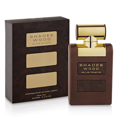 Armaf Shades Wood Eau De Toilette Men Perfume 100ml