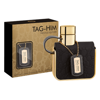 Armaf Tag-Him Prestige Edition Eau De Toilette Men Perfume 100ml