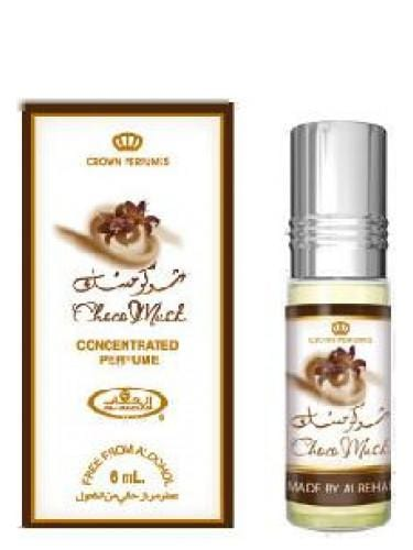 Crown Perfumes Al Rehab Choco Musk 6ml