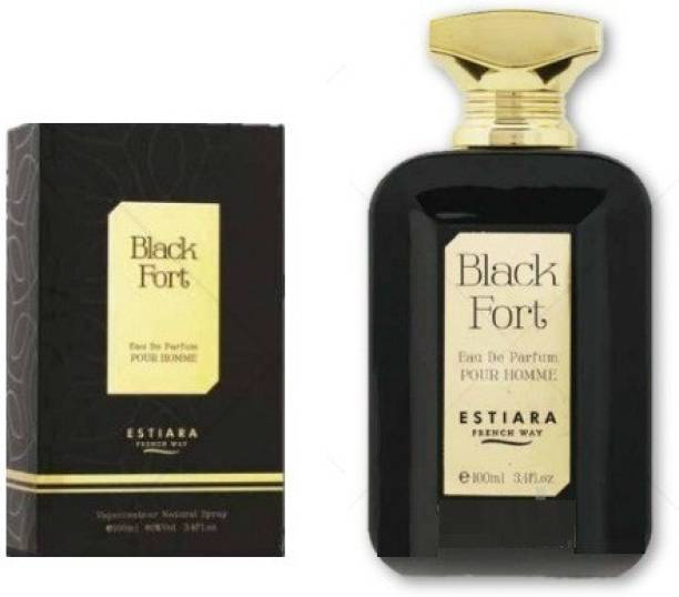 Estiara French Way Black Fort Eau De Parfum Men 100ml