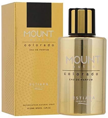 Estiara French Way Mount Estes Colorado Eau De Parfum 100ml
