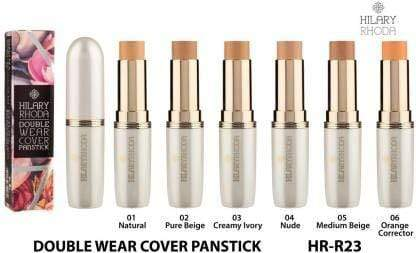 Buy Original Hilary Rhoda Double Wear Cover Panstick Concealer HR-R23-02 lowest Price Online, Cash On Delivery Available