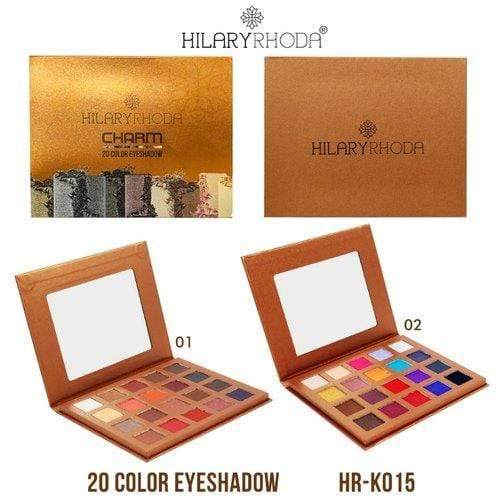 Buy Original Hilary Rhoda Eyeshadow Palette HR-K015-02 Lowest Price In India, Cash On Delivery Available