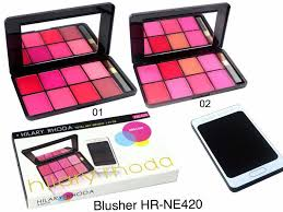 Buy Original Hilary Rhoda HR-NE420-02, 8 Color Makeup Kit In Smart Phone Look Low Price Online, Cash On Delivery Available