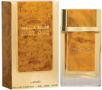 Lattafa Just Oud Eau De Parfum 90ml