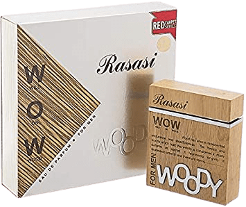 Rasasi Woody EDP 60ml Pack