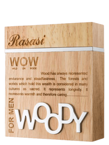 Rasasi Woody EDP 60ml Bottle